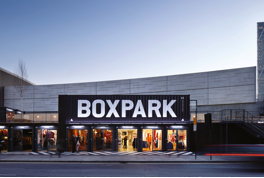 Nike ID Lab of Boxpark